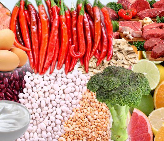 alimenti termogenici brucia grassi