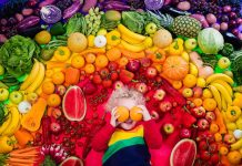 frutta colori benefici